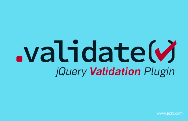 jQuery Validation Plugin表单验证